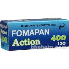 Foma Fomapan Action 400 120 - $4.39