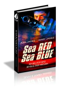 Sea Red, Sea Blue Pelican Ventures Book Group, PelicanBookGroup.com