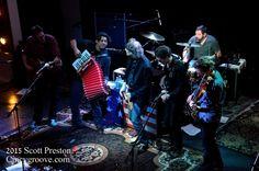 Photos – BoDeans, 5/1/15, Woodward Theater, Cincinnati, OH