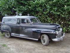 1948 Dodge Hearse by Hartog, via Flickr
