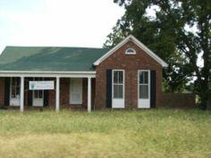 Elvis Presley's former ranch in Horn Lake, Mississippi, USA.