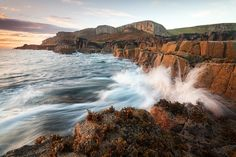 STAFFIN BAY  by Fiorenzo Carozzi