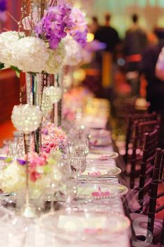 Absolutely gorgeous tablescape