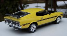 AMT 1971 Ford Mustang Mach1
