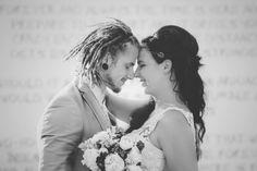 Hochzeitsfotograf — QXXQ STUDIOS   Hochzeitsportrait   Couple   Blackandwhite   Love