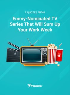 9 Quotes From Emmy-Nominated TV Series That Will Sum Up Your Work Week. This is pure gold, it basically sums up my life! Sum Up, Work Week, You Working, Tv Series, My Life, Entertaining, Lifestyle, Quotes, Blog