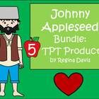$ - I have decided to combine 5 of my Johnny Appleseed products for you!  This would be great to use in September during your Social Studies time.  THI...