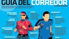 #Infografia Guía de la indumentaria para correr
