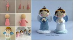 Crochet Angels Boys&Girls Free Pattern