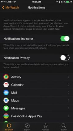 How to Set Up and Manage Notifications on Apple Watch [iOS Blog] - https://www.aivanet.com/2015/05/how-to-set-up-and-manage-notifications-on-apple-watch-ios-blog/