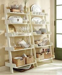 estanterias con escaleras