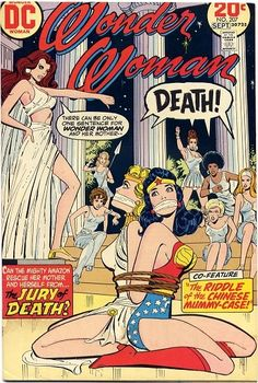 Wonder Woman (1st series)