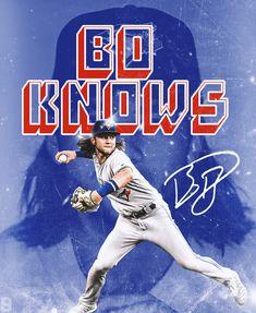 Various Baseball Projects on Behance Sports Advertising, Mlb Wallpaper, Chicago Cubs Baseball, Mlb Players, Baseball Season, American League, Toronto Blue Jays, National League, Atlanta Braves