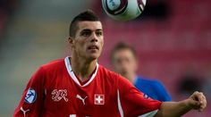 XHAKA, Granit | Midfield | Borussia Mönchengladbach (GER) | @GranitXhaka | Click on photo to view skills