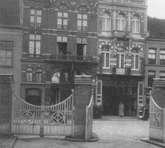 Familiebioscoop olympia Lange Burchtstraat 1930