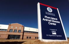 Germs Gone Wild: The Horrific Secrets of Plum Island