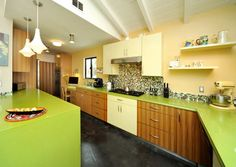 Kitchens 50's Design Ideas, Pictures, Remodel, and Decor - page 11