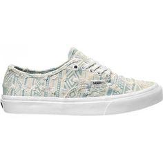 Vans AUTHENTIC SLIM #Kookenkä #Vans #festarilook #shoes