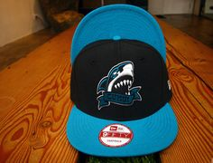 "CUKUI x NEW ERA 9FIFTY ""Jaws"" Snapback Cap"