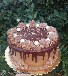 Érdekel a receptje? Kattints a képre! Mini Cakes, Birthday Cake, Recipes, Food, Birthday Cakes, Essen, Meals, Ripped Recipes, Eten