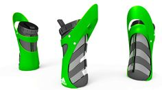 Adidas Sports Water Bottle Concept by Shelby Connich, via Behance