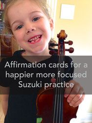 The attitudes that we bring to practice can have an enormous influence on the results. Practice should be a positive experience for both us and our children. Yet, it doesn't always work out that way.