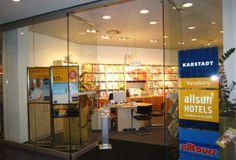 Herzlich Willkommen im Karstadt Reisebüro Wiesbaden