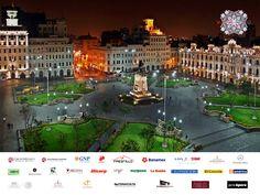 #vivaperu VIVA EN EL MUNDO. La Plaza San Martín, una de las más grandes del Centro Histórico de Lima, es considerada como Patrimonio de la Humanidad. Este sitio está rodeado de monumentos históricos, como los edificios de Colón Teatro y Giacoletti. Todo esto y más podrá descubrir en nuestra edición 2015 VIVA PERÚ en México. VIVA EN EL MUNDO es unir celebrando. www.vivaenelmundo.com