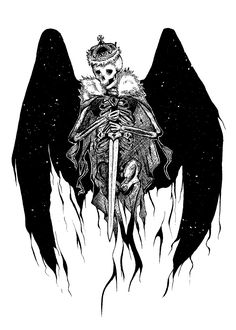 The King's Death on Behance