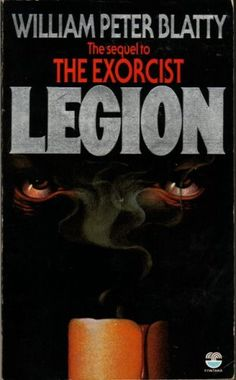 Legion, by William Peter Blatty, book cover