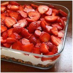 Danish Dessert, Danish Food, Baking Recipes, Dessert Recipes, Cake Recipes, Delicious Desserts, Yummy Food, Sweet Cakes, Yummy Cakes