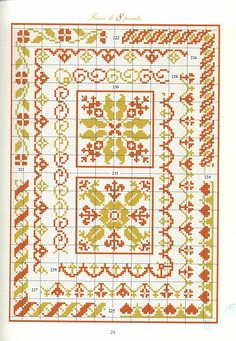 Cross Stitch Boarders, Cross Stitch Books, Cross Stitch Art, Cross Stitch Alphabet, Cross Stitch Samplers, Cross Stitch Flowers, Cross Stitching, Cross Stitch Embroidery, Seed Bead Patterns