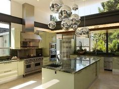 Mid Century Modern Kitchen! Love it!