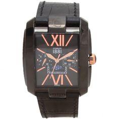CERRUTI horloge Heren