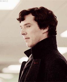 Sherlock gif http://cumberbatchcoffeeklatch.tumblr.com/#
