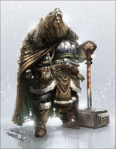 Random Fantasy/RPG artwork I find interesting,(*NOT MINE) from Tolkien to D&D. Fantasy Dwarf, Fantasy Warrior, Fantasy Rpg, Medieval Fantasy, Fantasy Character Design, Character Concept, Character Art, Concept Art, Inspiration Drawing