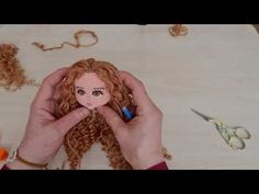 AMIGURUMİ BEBEKLERE KOLAY SAÇ EKIMİ (easy hair tutorial) - YouTube Doll Patterns, Crochet Patterns, Easy Hairstyles, Doll Clothes, Youtube, Princess Zelda, Crochet Hair, Crochet Dolls, Craft
