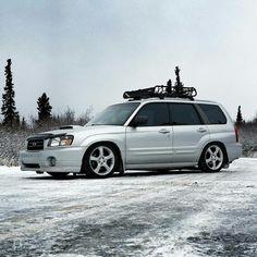 Subaru Forester Jdm Subaru, Subaru Cars, Subaru Forester Sti, Subaru Impreza, Tuner Cars, Jdm Cars, My Dream Car, Dream Cars, Subaru Wagon