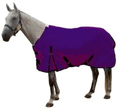 """Royal Hamilton DB-600D-PRDIA-XL Purple Diamond Series Horse Blanket with Gray Trim, 84-Inch, Extra Large by Royal Hamilton. $84.15. 600 Denier Water Resistant Outer Shell. Available in Purple and Teal with Gray Trim. Two buckle front closure and criss-crossed belly straps ensure a secure fit,. Perfect for Shows where it's important to """"Dress to Impress"""". Our most luxurious and consistently popular series of blankets allows you to show your horse in style and co..."""