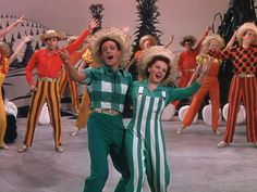 """Hollywood Musicals: Gene Kelly and Judy Garland in """"Summer Stock."""" This was Judy's last musical with MGM, the studio where she had gained her fame."""