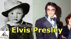 Elvis Presley - From 1 to 42 years old
