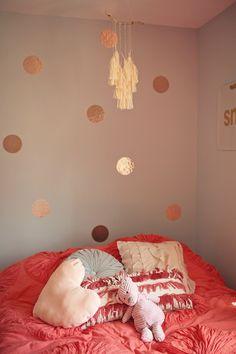 DIY wall  | baby bedroom #DIY #decor