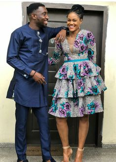 Banky W, Toyin Abraham, others praise Timi Dakolo for standing by his wife, Busola, as she reveals how Pastor Biodun Fatoyinbo allegedly raped her at 17 African Dresses For Kids, African Maxi Dresses, Ankara Dress Styles, Latest African Fashion Dresses, African Print Fashion, African Attire, Modern African Dresses, Traditional African Clothing, Ideias Fashion