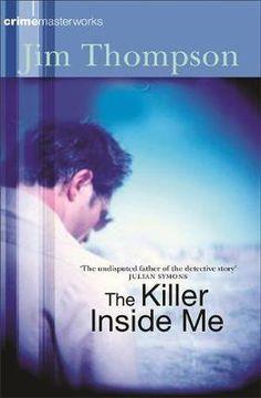 Jim Thompson's The Killer Inside Me The Killer Inside Me, Blacker Than Black, Heaven Book, Books To Read, My Books, Jim Thompson Fabric, Paperback Books, Book 1, Reading Online