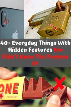 40+ Everyday Things With Hidden Features You Didn't Know The Purpose Of