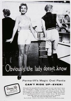 Vintage Gender Advertisements of the 1950s