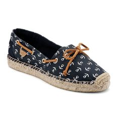 Shorely Chic: SPERRY - THE KATAMA