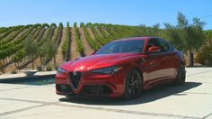 2017 Alfa Romeo Giulietta Model