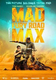 MAD MAX: Fury Road es la mejor película del año. Sus 10 nominaciones a los Oscar la abalan y yo os doy 10 razones para que no os la perdáis.