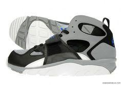 Nike Air Trainer Huarache - Grey - Black - Blue - SneakerNews.com